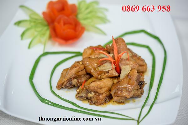 Nấu ngay món thịt gà kho gừng ngon đúng điệu cho bữa cơm ngày chớm đông