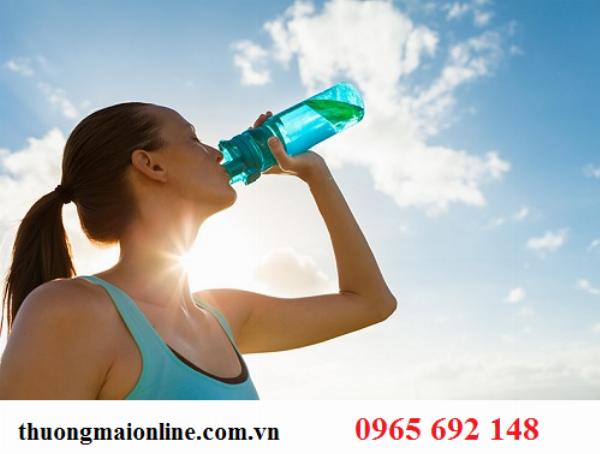 Bạn có thể nạp đủ nước cho cơ thể bằng nhiều cách thú vị khác.