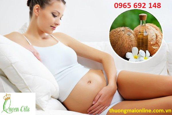 Phụ nữ mang thai nên sử dụng tinh dầu gì?