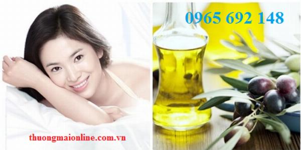 Cách ủ tóc bằng dầu oliu hiệu quả tại nhà