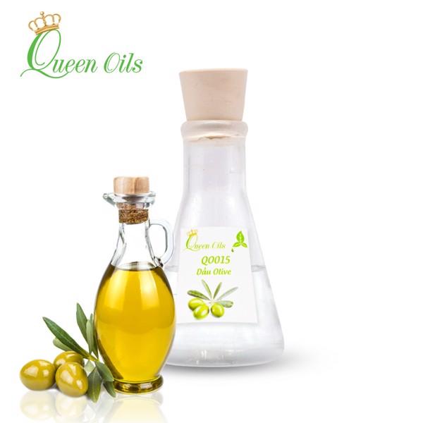 Kết quả hình ảnh cho uống tinh dầu oliu queen oils