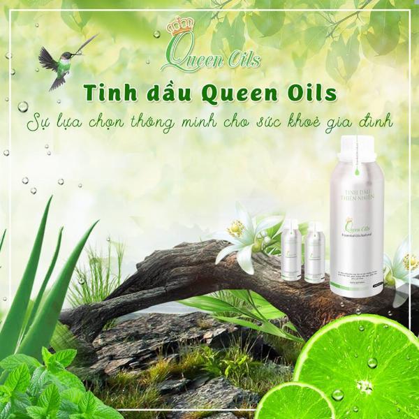Kết quả hình ảnh cho tinh dầu queen oils xông mặt